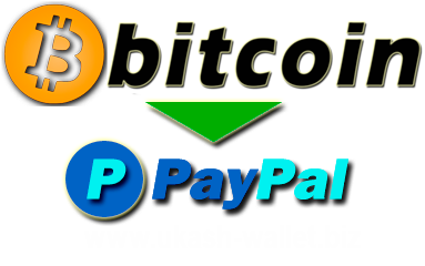 Pay 40 $ BTC and get 56 $ to your PayPal
