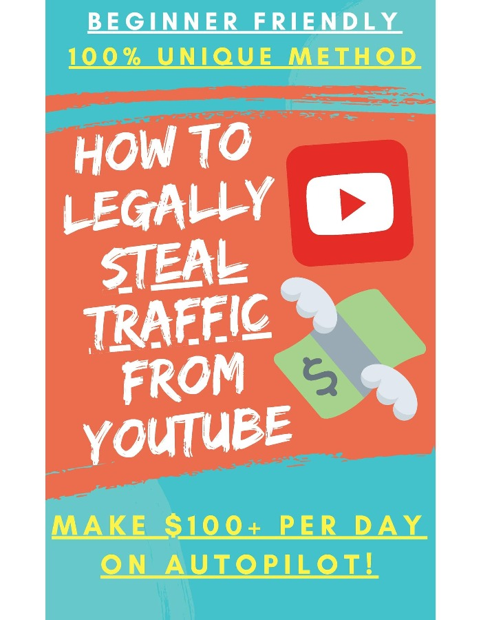 Earn Money By Legally Stealing Traffic From Youtube