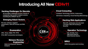 CEH v11 - Certified Ethical Hacking Course