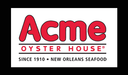 Acme Oyster House Gift Card 25-30$ instant