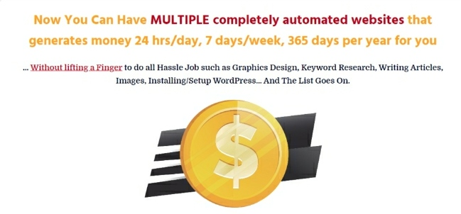 Automated Travel Websites Generate Multi Income streams