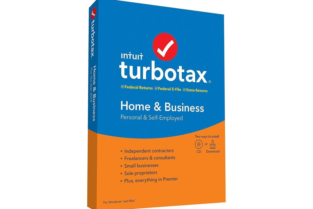 Intuit TurboTax 2020 Federal and State (Any Version)!