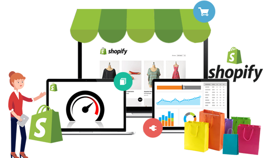 Shopify Ecommerce stores