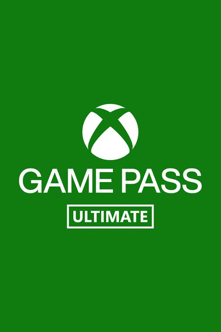 Ultimate game pass