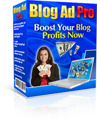 Blog Ad Pro | Instant Delivery Item