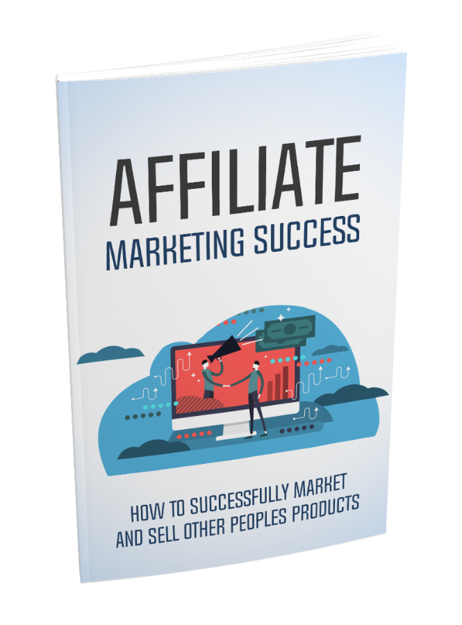 Affiliate Marketing Success | Instant Delivery Item