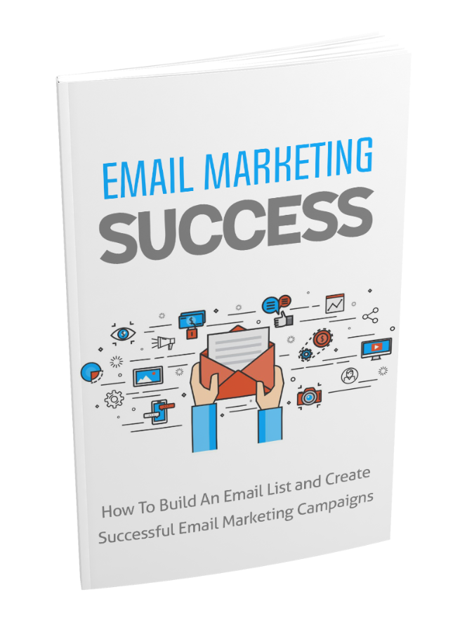 Email Marketing Success   Instant Delivery Item