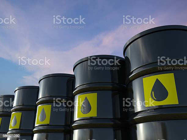 baril of oil