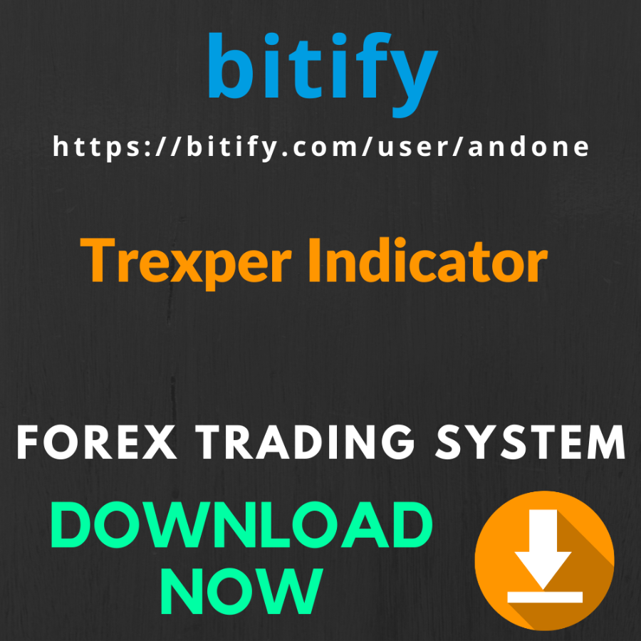 Trexper Non repaint Forex Indicator BUY/SELL Signals