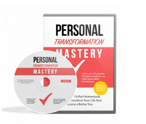Personal Transformation Mastery Gold