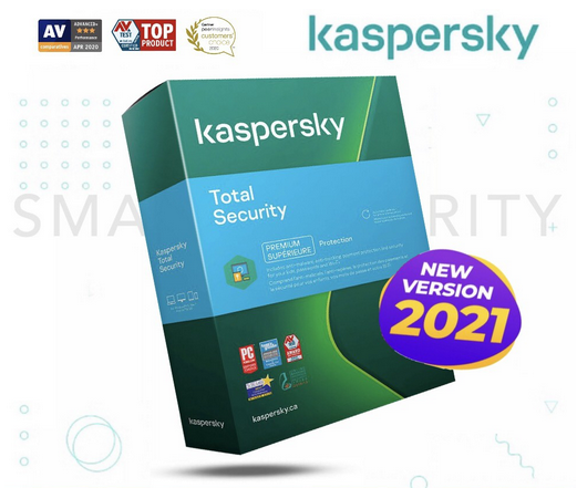 Kaspersky Total Security 2021 New Version For Windows