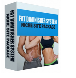 Fat Diminisher Niche Site Package