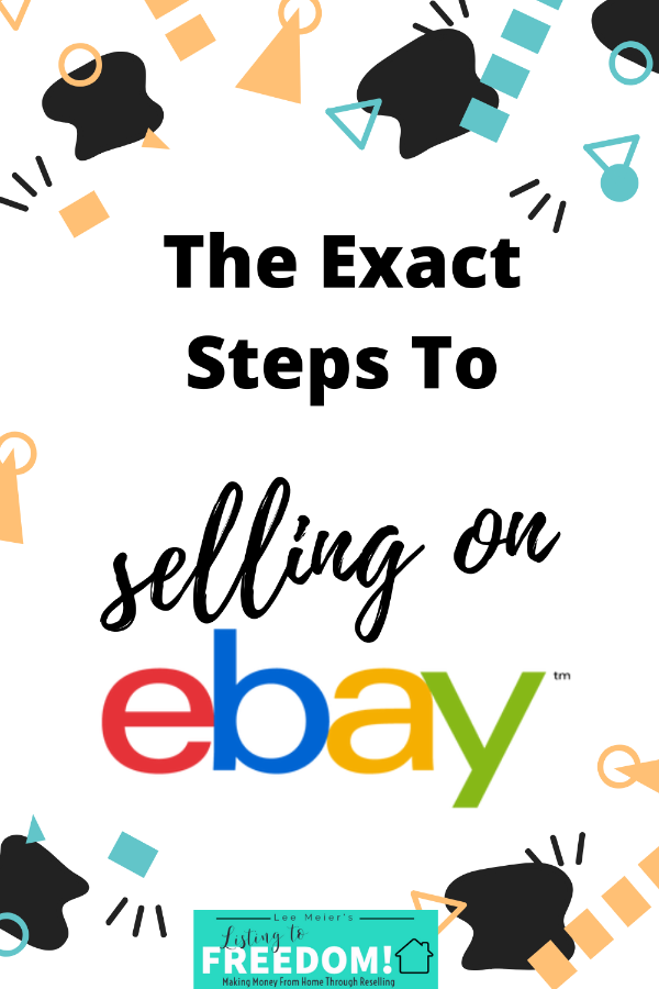 Make Money On Ebay: The Step-by- Step Guide...!!