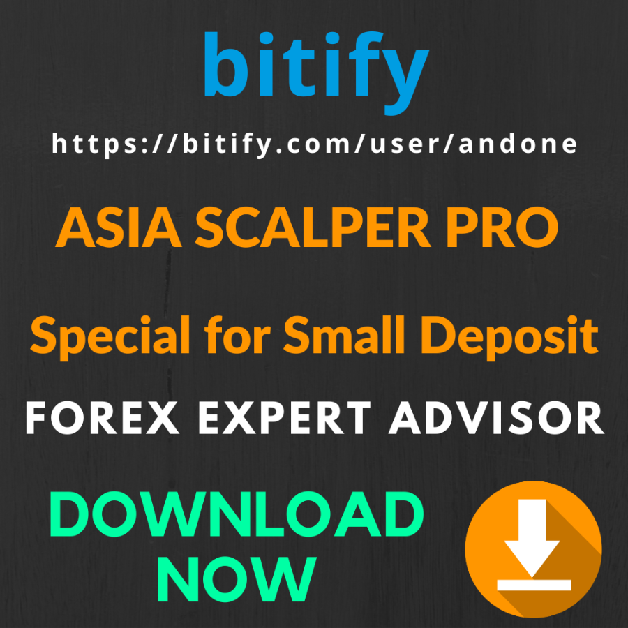 Forex Robot ASIA SCALPER PRO Special for Small Deposit