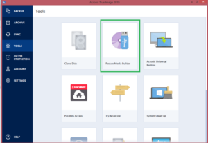 Acronis True Image 2019 Win (Backup software)