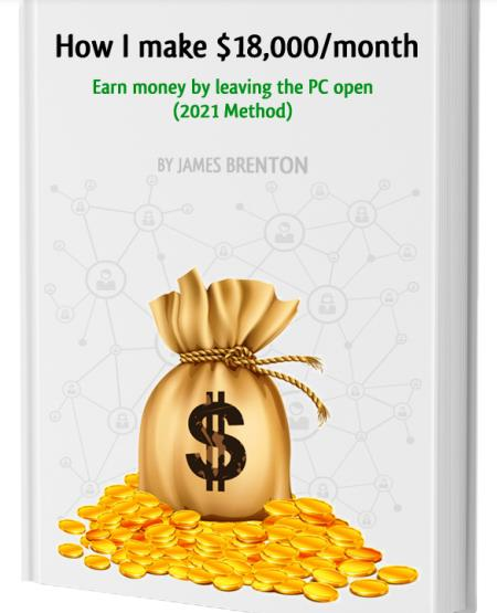 Make money by leaving the PC open (2021 Method)