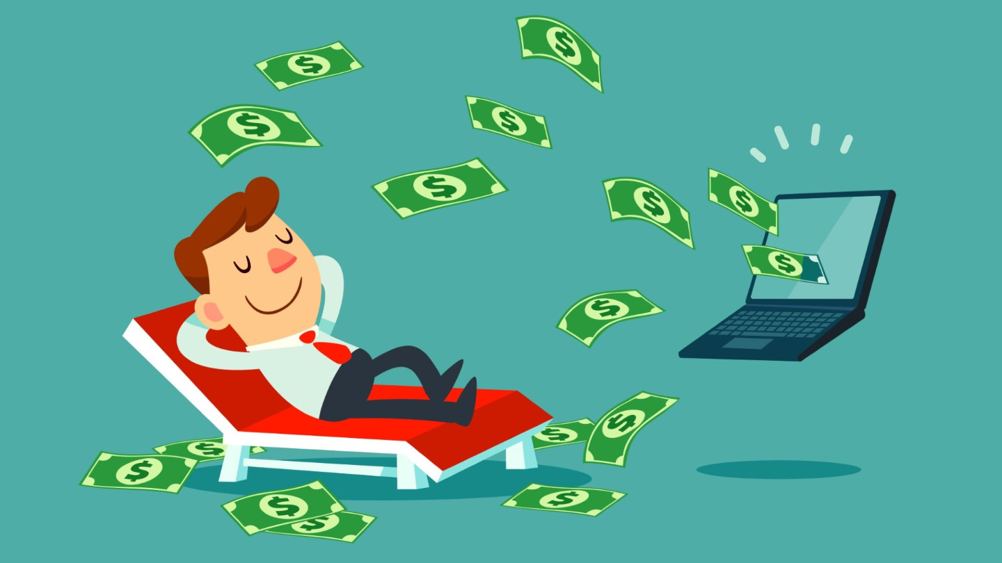 7 Passive Income Methods   $300+/Week   All-In-One