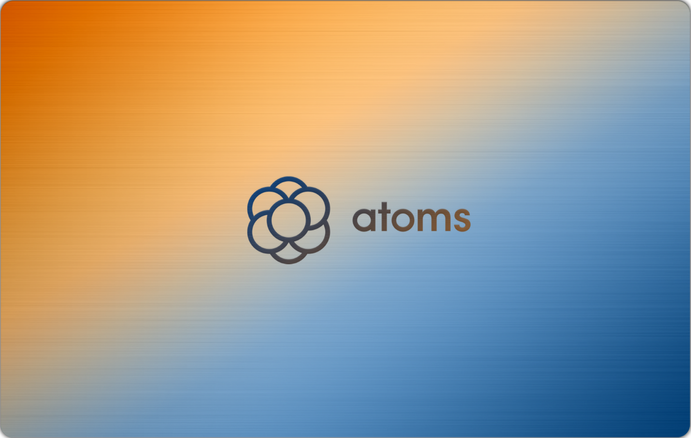 Atoms gift card 100$