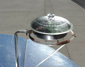 Food Solar Cooking Video