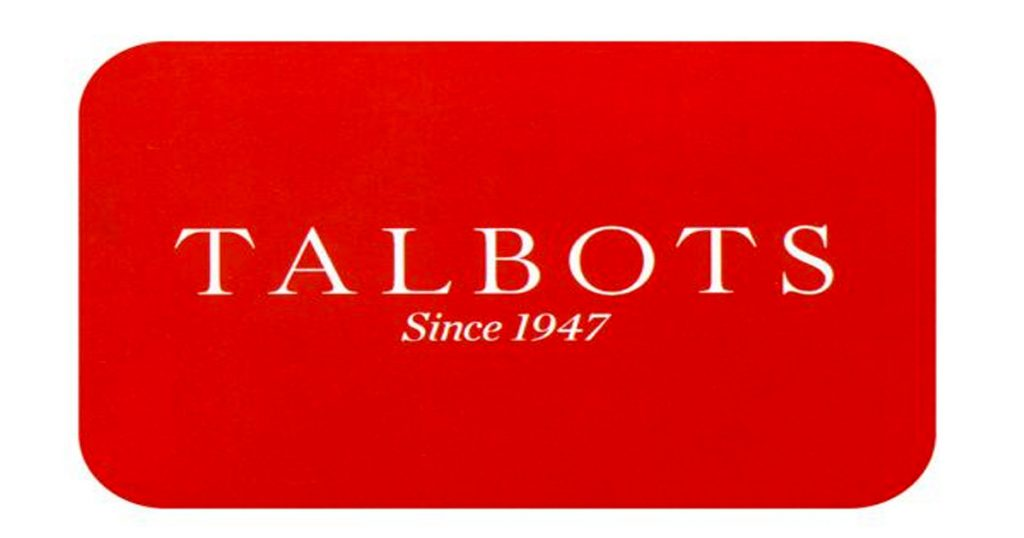 Talbots Gift Card 100$ (code+ mail)