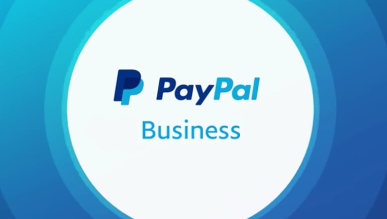 UK PayPal Business Account