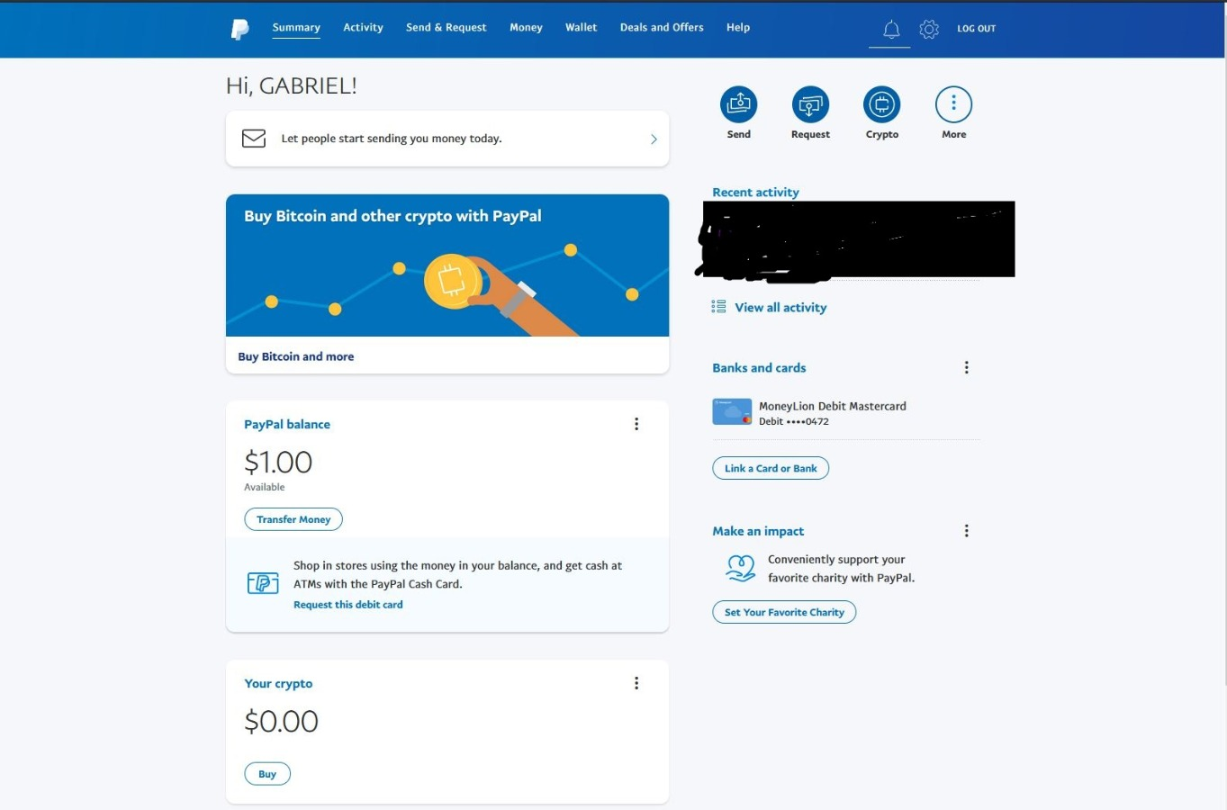 USA PayPal Account debit card linked fullz verified ssn