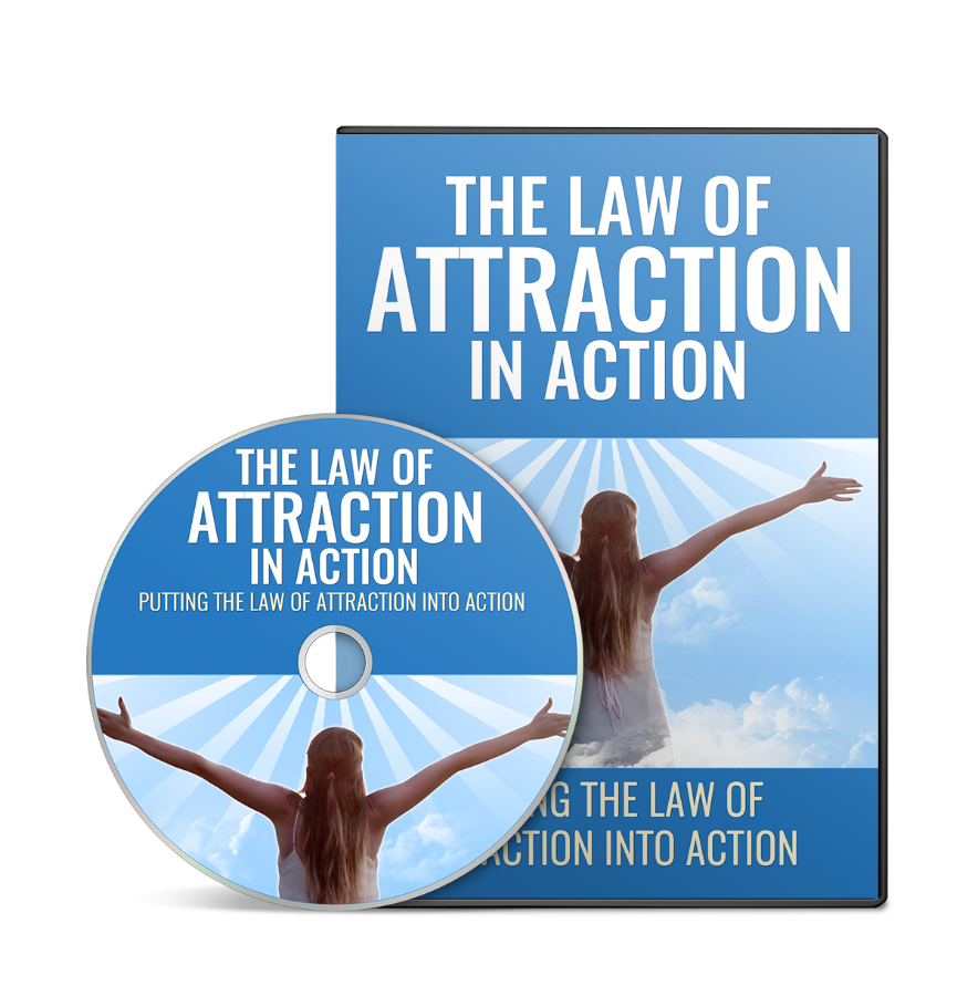 The Law Of Attraction In Action - Video Upgrade