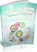 """Using """"Forgotten""""  MySpace and YouTube in  Promo..."""