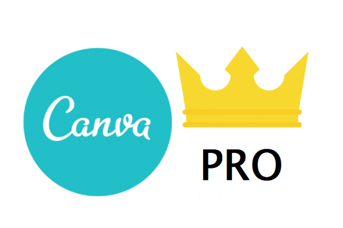 Canva Pro Personal Accout 1 Year Upgrade
