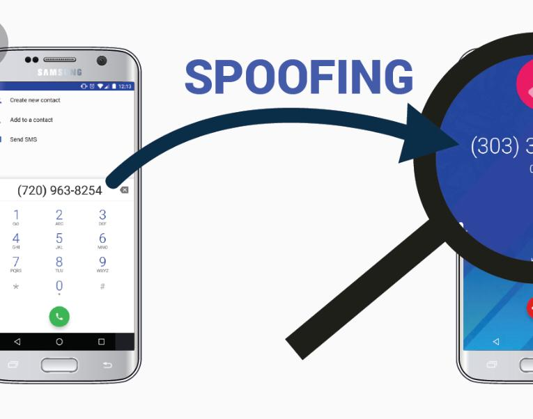 Spoof your device phone number to any phone number!