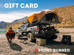 Frontrunneroutfitters Gift Card 400$