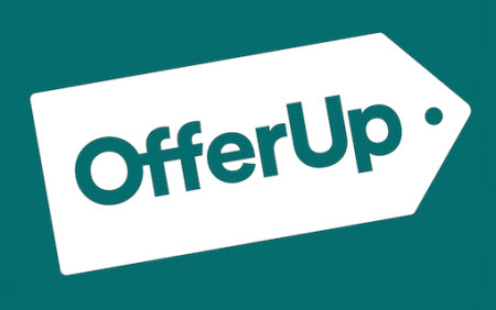 US Offerup Account For Sale Aged 2yr Old Phone Verified