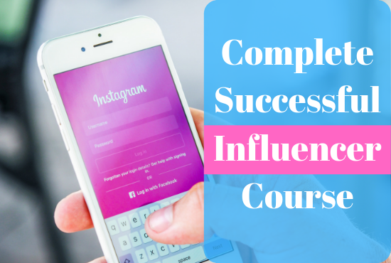 how to being a successful instagram /twitter influencer