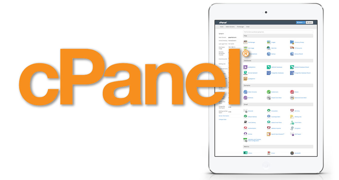 cPanel Hosting - Unlimited Features - Domain name Free