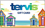 Tervis 100$ E-Gift Cards