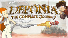 Deponia: The Complete Journey Steam