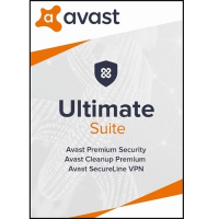 Avast Ultimate - 1-Year / 1-PC