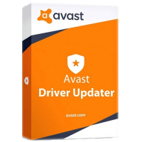 Avast Driver Updater 3-Year / 1-PC