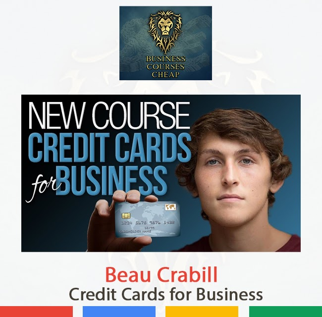 Beau Crabill – Credit Cards for Business