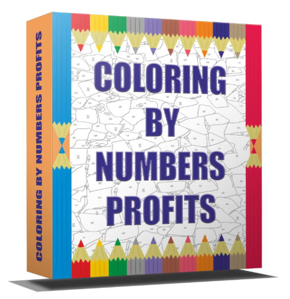 Coloring By Numbers Profits