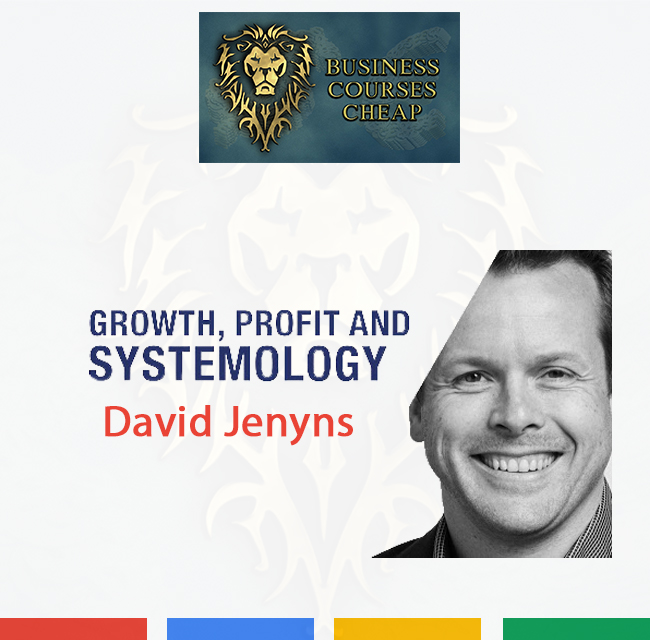 David Jenyns – SYSTEMology - Cheap Business Courses