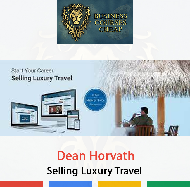 Dean Horvath - Selling Luxury Travel - Prime Business