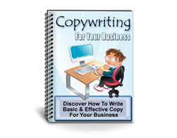 Copywriting for Your Business