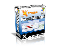 Xtreme Forum Manager