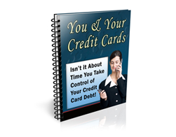 You and Your Credit Cards