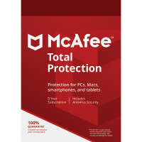 McAfee Total Protection - 3-Year / 1-Device