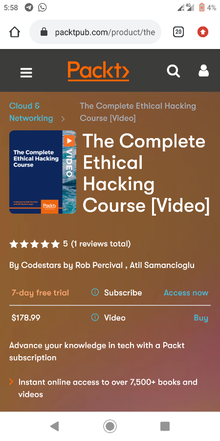 Complete ethical hacking guide