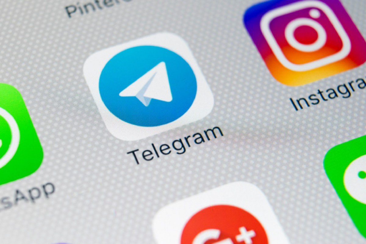 Aged Telegram Account registered March 2020