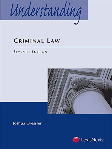 Understanding Criminal Law 7th Edition