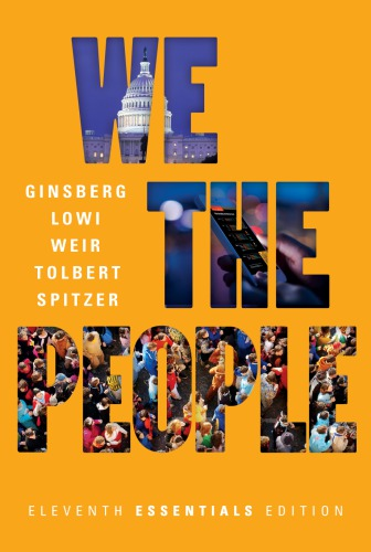 We the People 11th Essentials Edition
